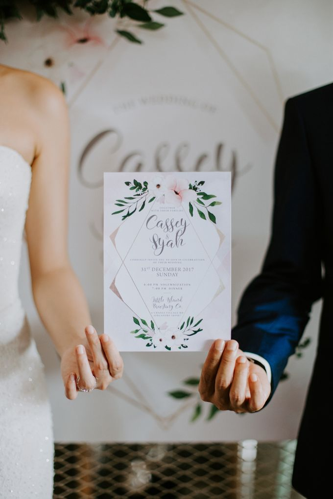 A Romantic Industrial Wedding by French Toast Productions - 017