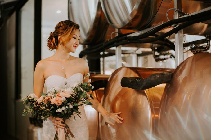 ROMANTIC INDUSTRIAL STYLED SHOOT WITH BRIDESTORY by LITTLE ISLAND BREWING CO. - 010