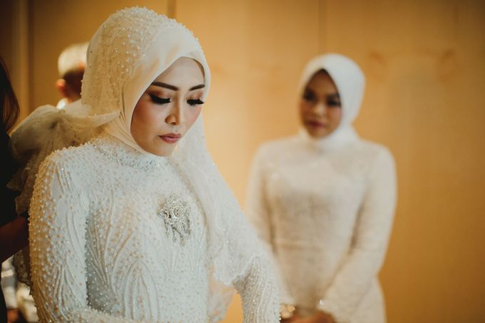 Wedding of Khansa & Kevin by Lights Journal - 007