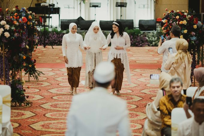 Wedding of Khansa & Kevin by Lights Journal - 016