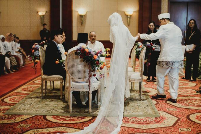Wedding of Khansa & Kevin by Lights Journal - 017