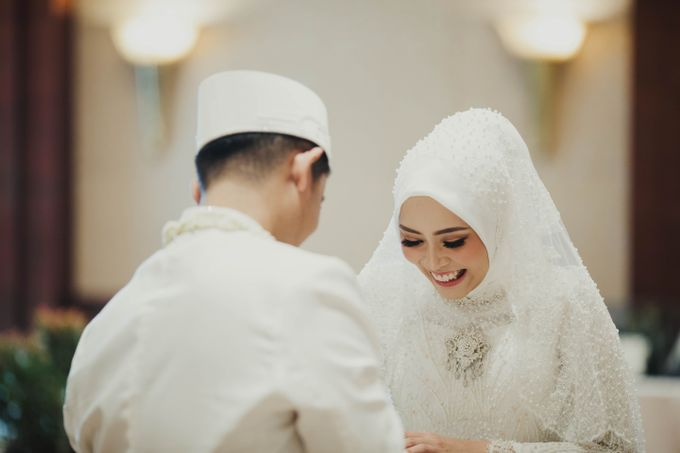 Wedding of Khansa & Kevin by Lights Journal - 018