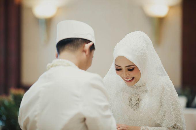 Wedding of Khansa & Kevin by Lights Journal - 018
