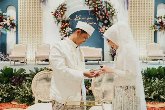 Wedding of Khansa & Kevin by Lights Journal - 019