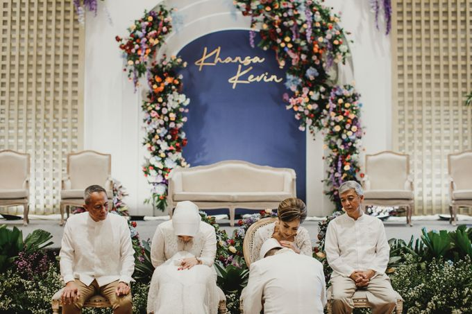 Wedding of Khansa & Kevin by Lights Journal - 021