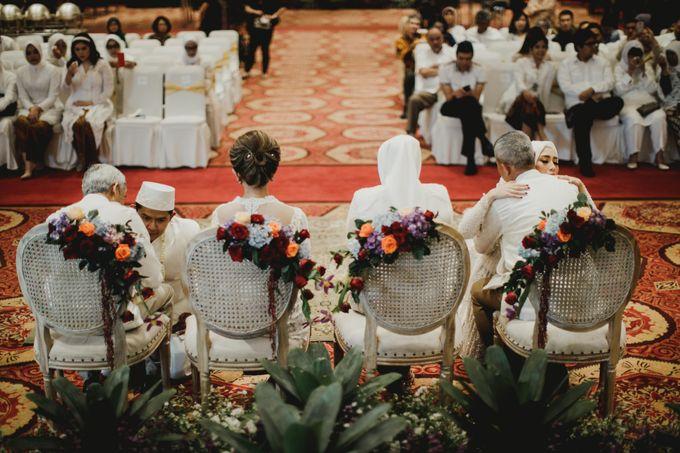 Wedding of Khansa & Kevin by Lights Journal - 022