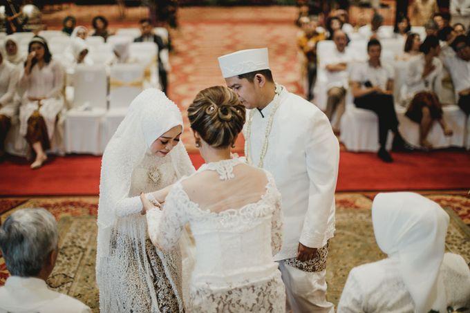 Wedding of Khansa & Kevin by Lights Journal - 023