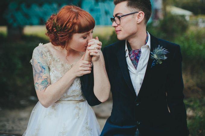 Brandi & Jariths Wedding by Shane Shepherd Photography - 001