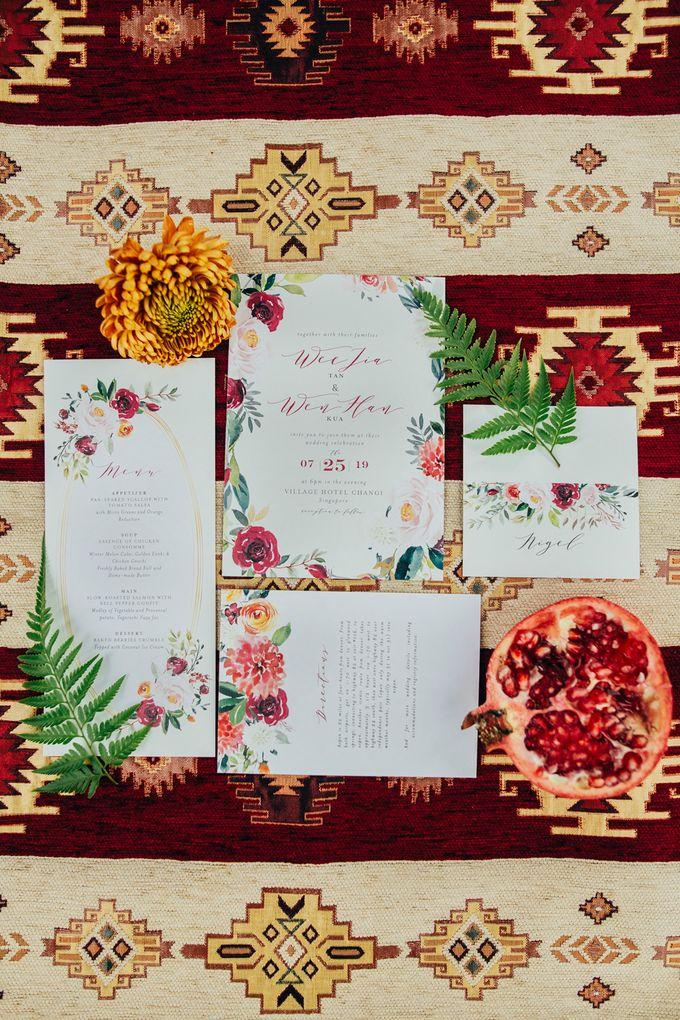 Boho Christmas by Everitt Weddings - 001