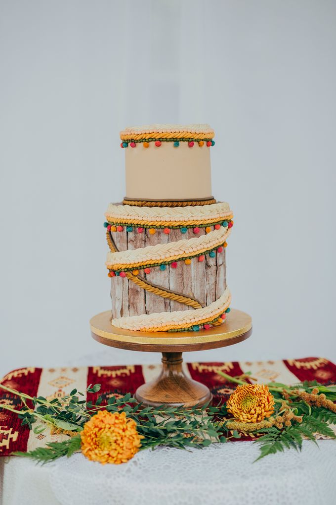 Boho Christmas by Everitt Weddings - 003