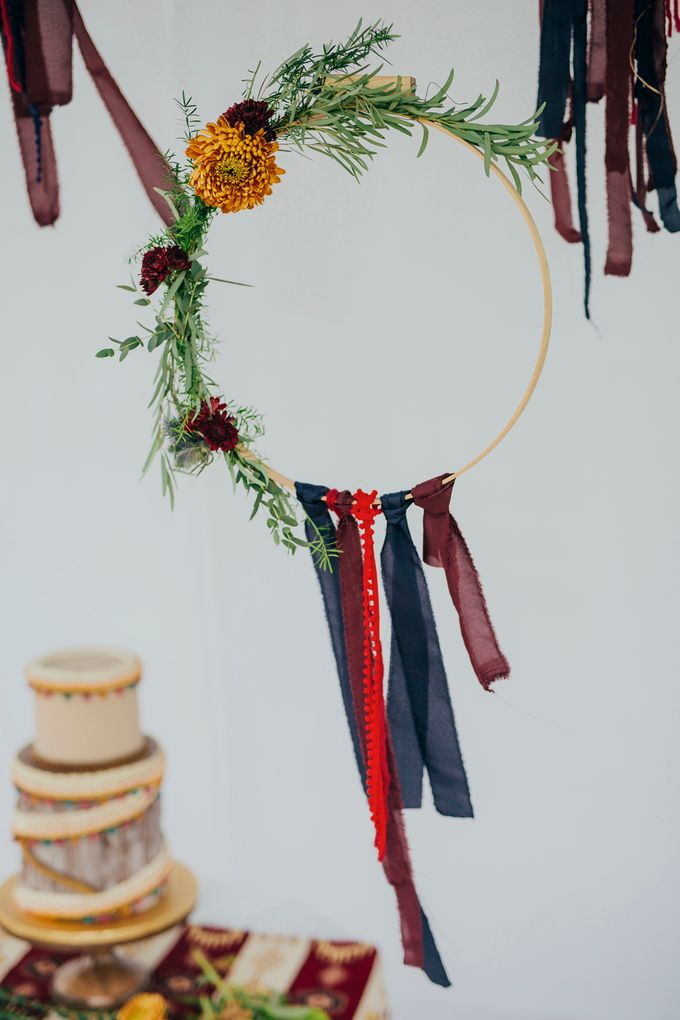 Boho Christmas by Everitt Weddings - 005