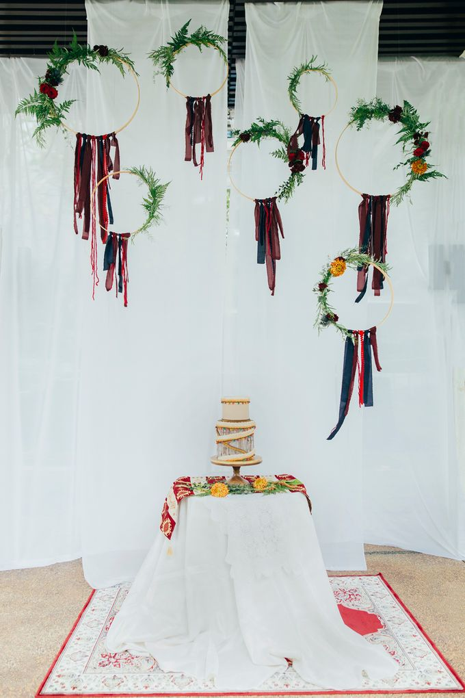 Boho Christmas by Everitt Weddings - 006