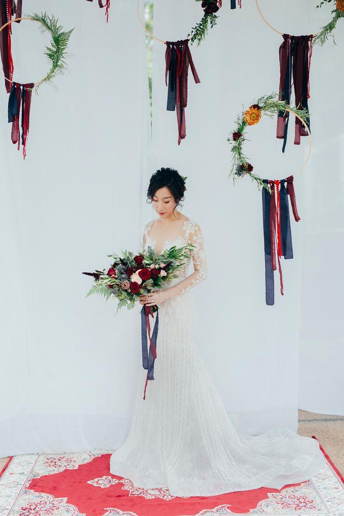 Boho Christmas by Everitt Weddings - 008