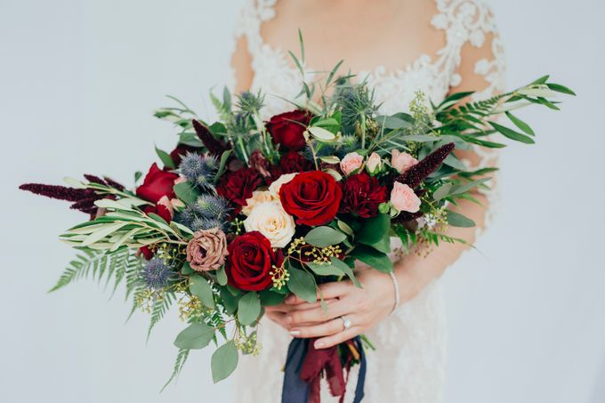 Boho Christmas by Everitt Weddings - 009