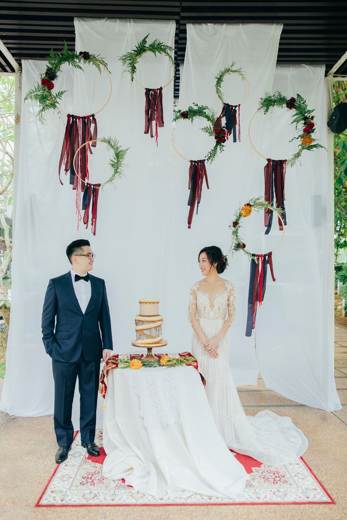 Boho Christmas by Everitt Weddings - 017