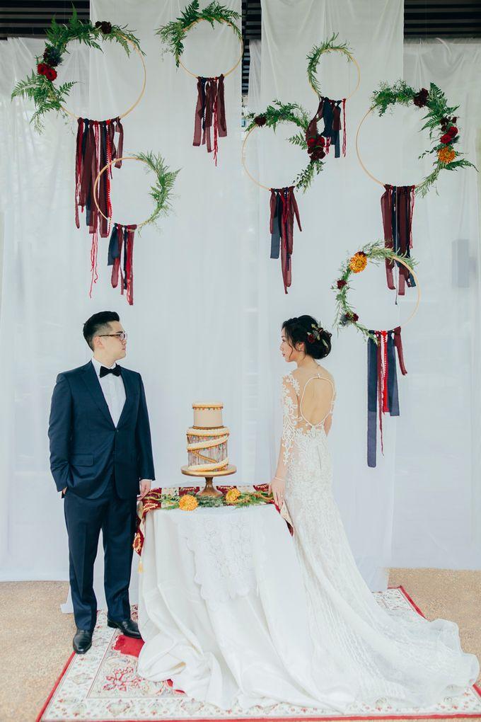 Boho Christmas by Everitt Weddings - 018