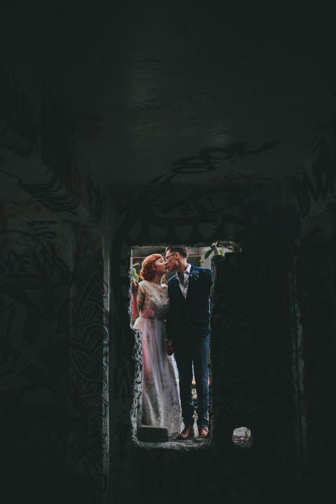 Brandi & Jariths Wedding by Shane Shepherd Photography - 002
