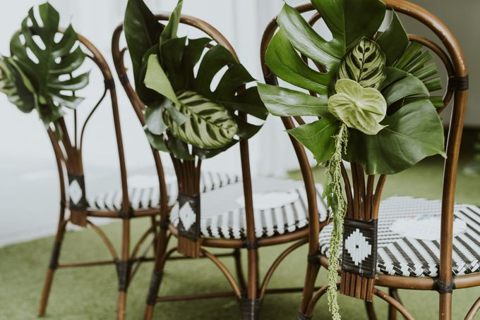 Tropical Wedding Inspirations by PapyPress - 007