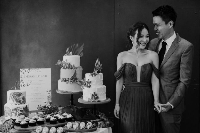 Tropical Wedding Inspirations by Le Meridien Singapore, Sentosa - 039
