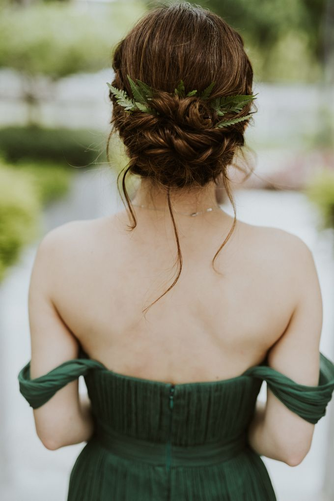 Tropical Wedding Inspirations by Le Meridien Singapore, Sentosa - 044