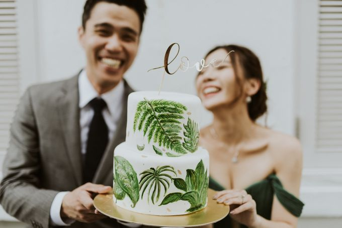 Tropical Wedding Inspiration by Le Meridien Singapore, Sentosa - 018