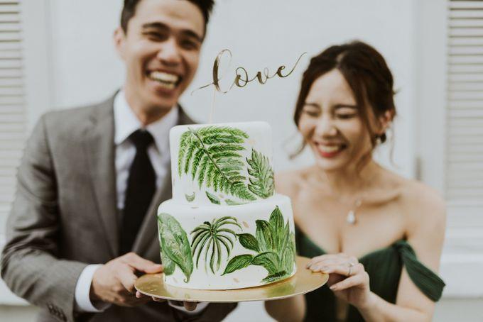 Tropical Wedding Inspirations by TangYong Hair & Makeup - 047