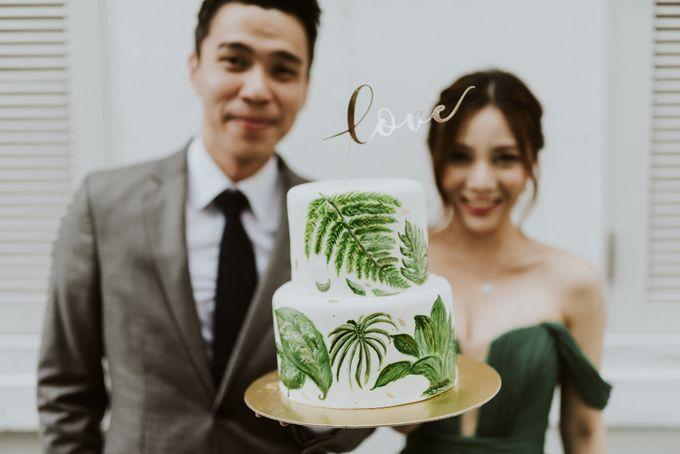 Tropical Wedding Inspirations by TangYong Hair & Makeup - 048