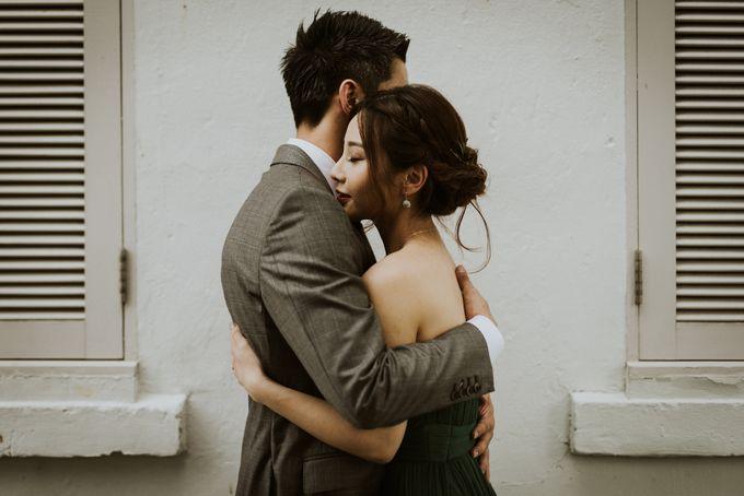 Tropical Wedding Inspirations by TangYong Hair & Makeup - 050