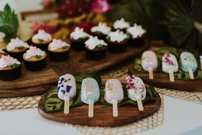 Tropical Wedding Inspirations by Le Meridien Singapore, Sentosa - 012