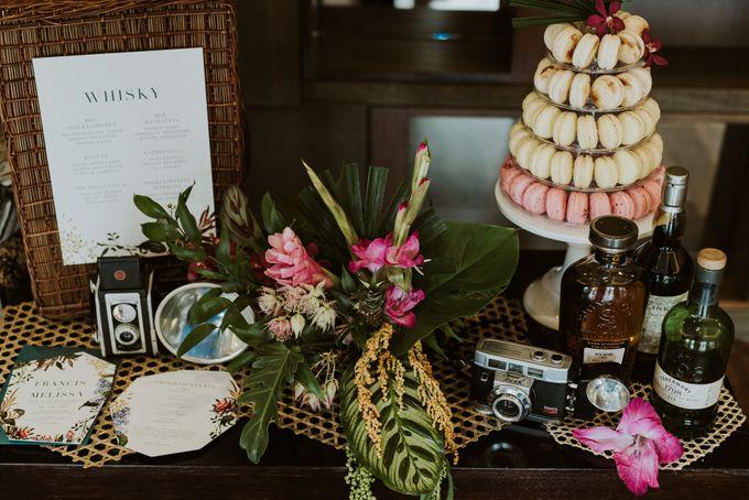 Tropical Wedding Inspirations by TangYong Hair & Makeup - 004