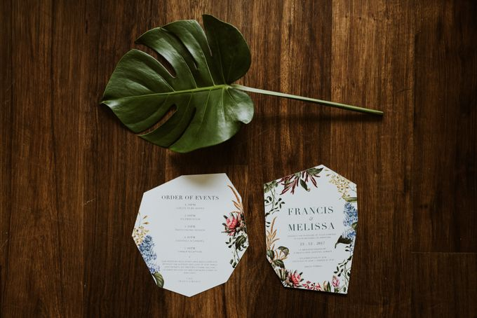 Tropical Wedding Inspirations by PapyPress - 005
