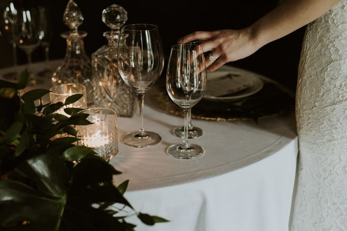 Tropical Wedding Inspirations by Le Meridien Singapore, Sentosa - 028
