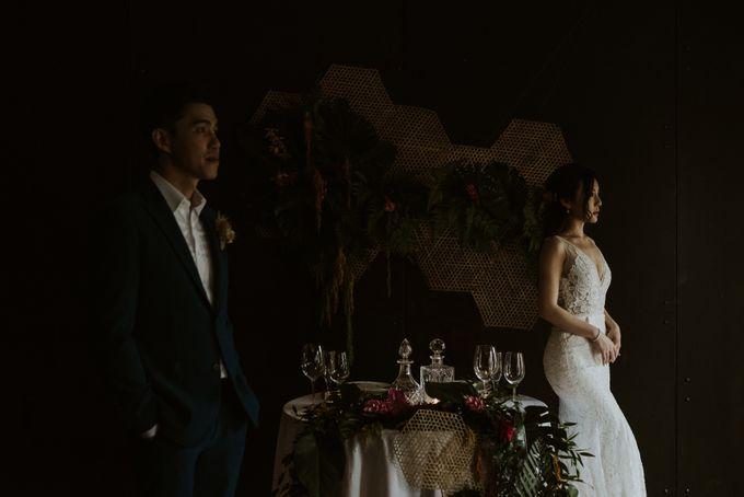 Tropical Wedding Inspiration by Frieda Brides - 013
