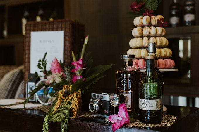Tropical Wedding Inspirations by Le Meridien Singapore, Sentosa - 006