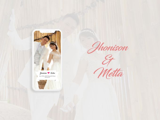 Jhonison & Metta by Love Invitation - 004