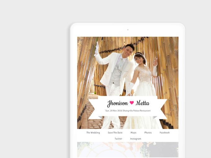Jhonison & Metta by Love Invitation - 001