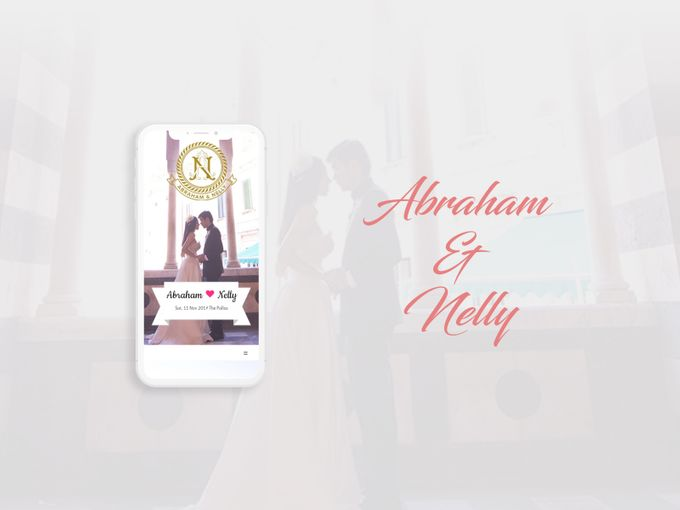 Abraham & Nelly by Love Invitation - 001
