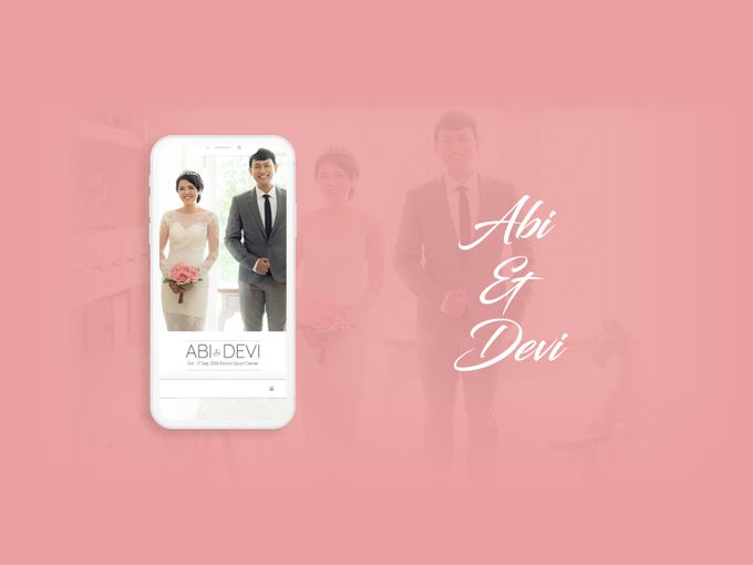 Abi & Devi by Love Invitation - 001