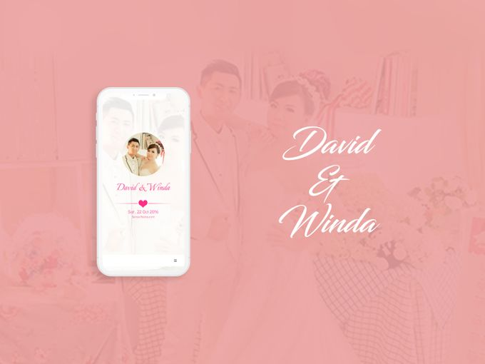 David & Winda by Love Invitation - 001