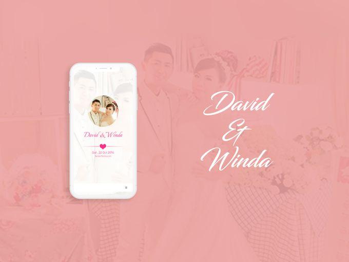 David & Winda by Love Invitation - 003