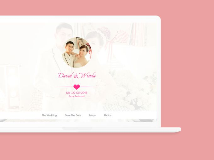 David & Winda by Love Invitation - 003