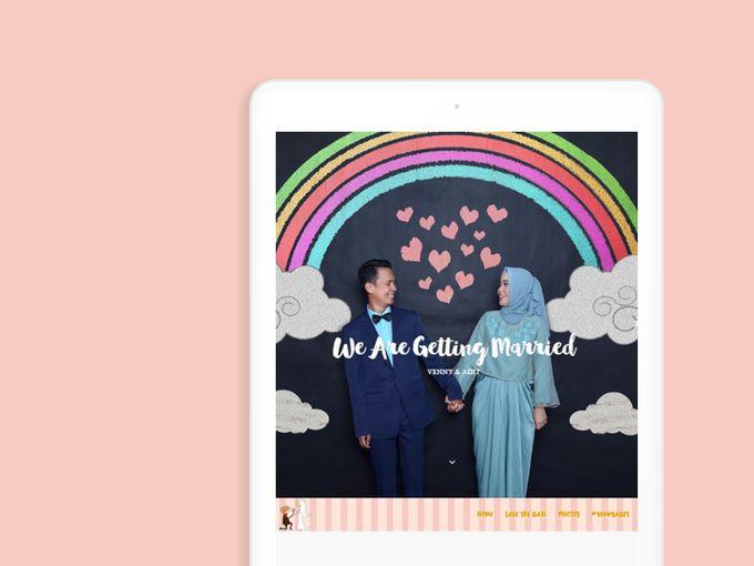 Venny & Adit by Love Invitation - 002