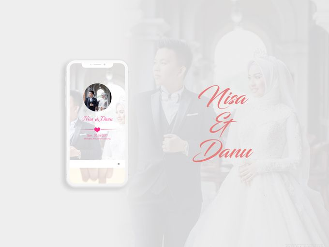 Nisa & Danu by Love Invitation - 001
