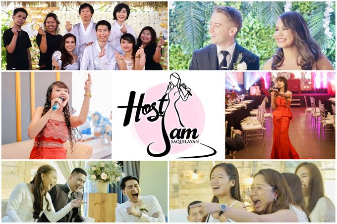 Events Hosting by Host Jam - 001