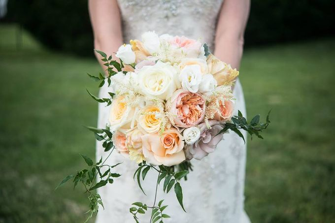 Bouquets & Boutonnieres by Mobtown Florals - 013