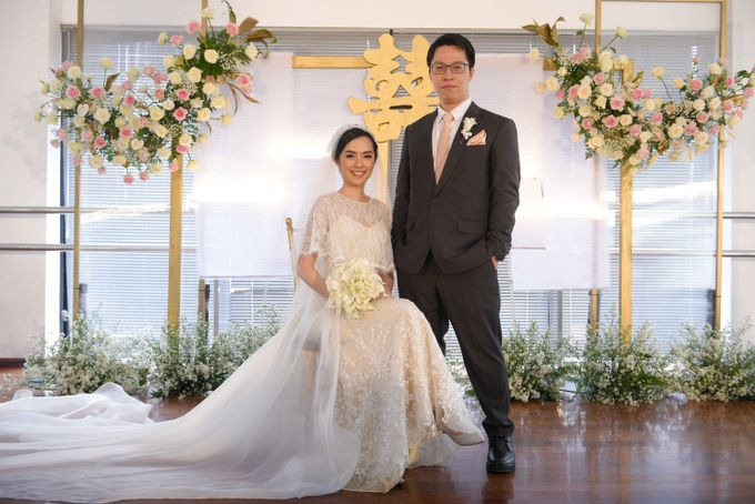 David & Bianca Wedding by PRIDE Organizer - 009