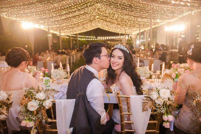 David & Bianca Wedding by PRIDE Organizer - 016