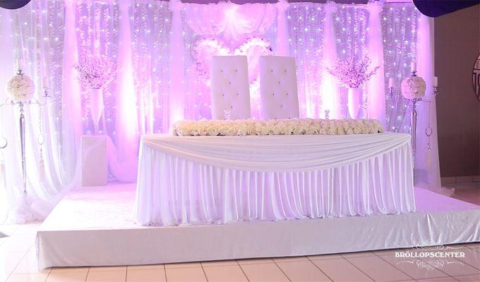 Wedding planning and decorations by Bröllopscenter - 003