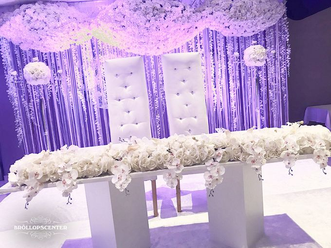 Wedding planning and decorations by Bröllopscenter - 002
