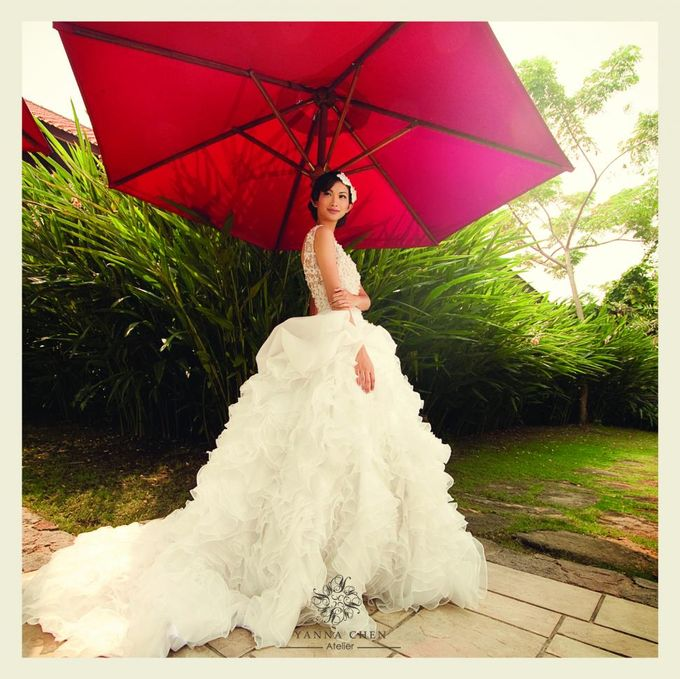 Gown Collection by YANNA CHEN ATELIER - 005